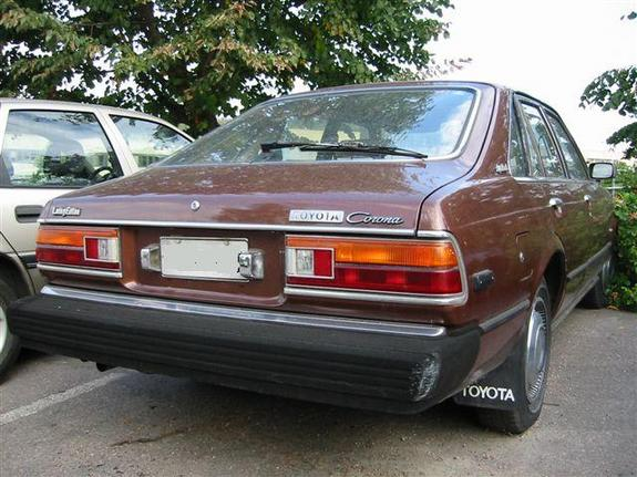 Another fintoy 1980 Toyota Corona post... - 4601702