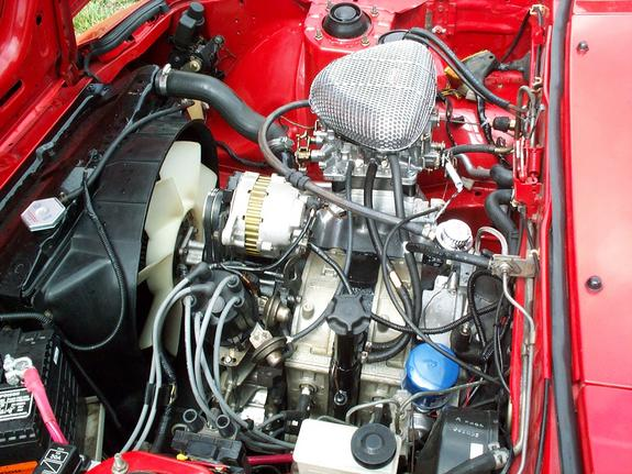 mazda rx7 1985 engine. tcstaples 1985 mazda rx7 6665040012_large rx7 engine