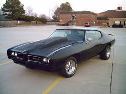 Phantom69GTOs 1969 Pontiac GTO