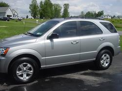 2kiaguys 2004 Kia Sorento