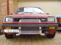 Coltfiction 1981 Mitsubishi Colt