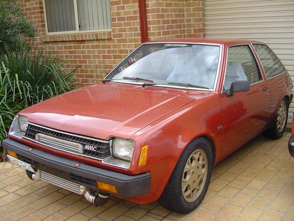 Another Coltfiction 1981 Mitsubishi Colt post... - 4616932