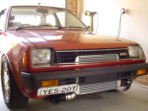 Another Coltfiction 1981 Mitsubishi Colt post... - 4616945
