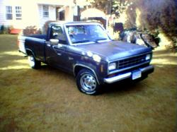 tonon 1987 Ford Ranger Regular Cab
