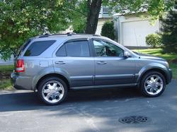 pbully411s 2003 Kia Sorento
