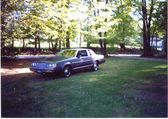 mouse01st's 1986 Buick Regal