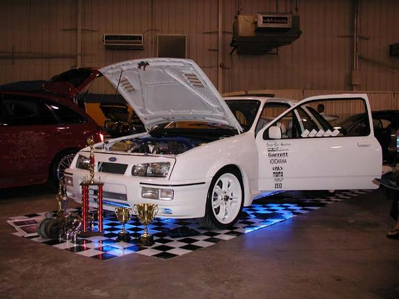 Another xrgirlracer 1989 Merkur XR4TI post... - 4621350