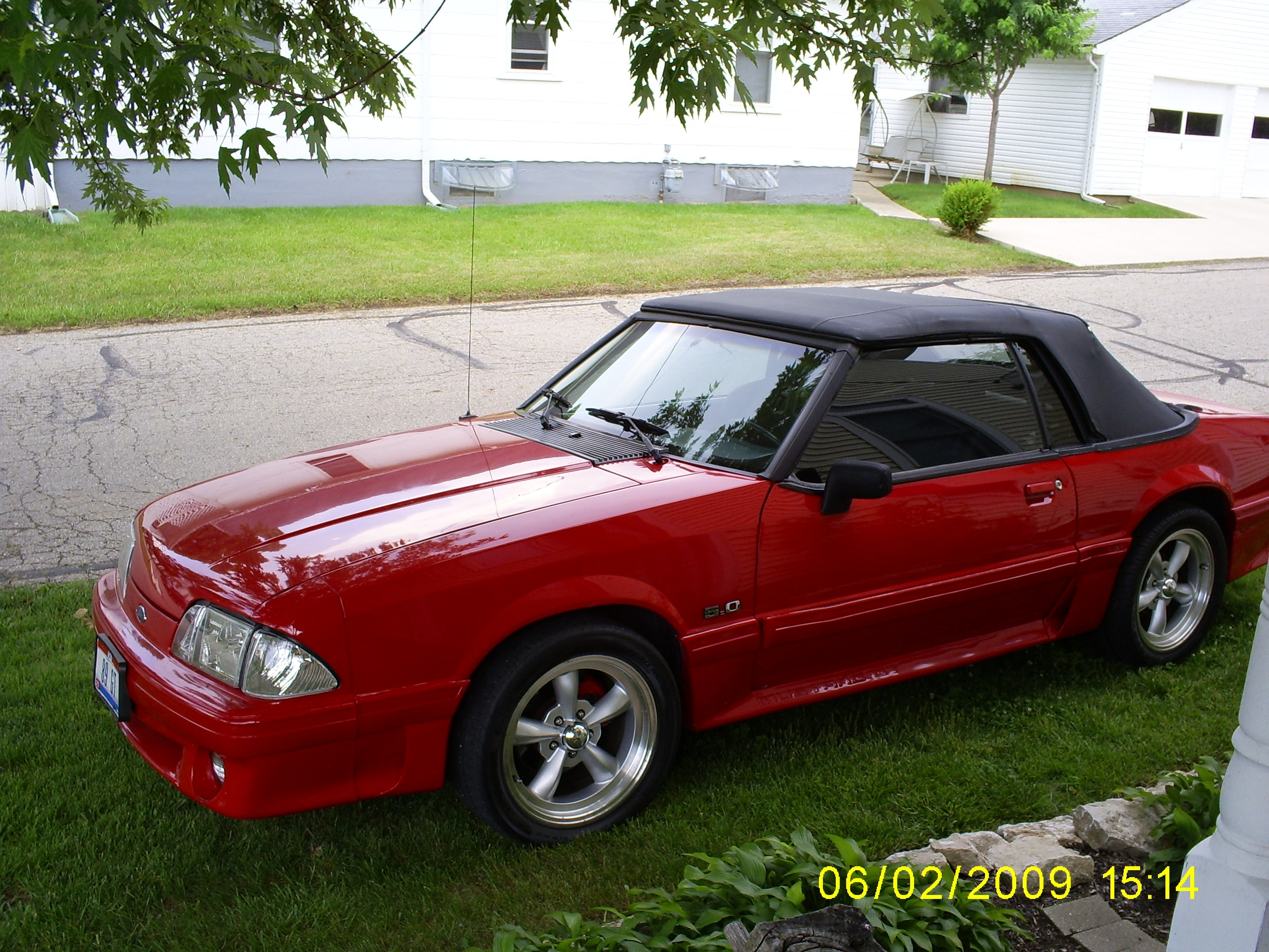 CoyotePunisher 1989 Ford Mustang