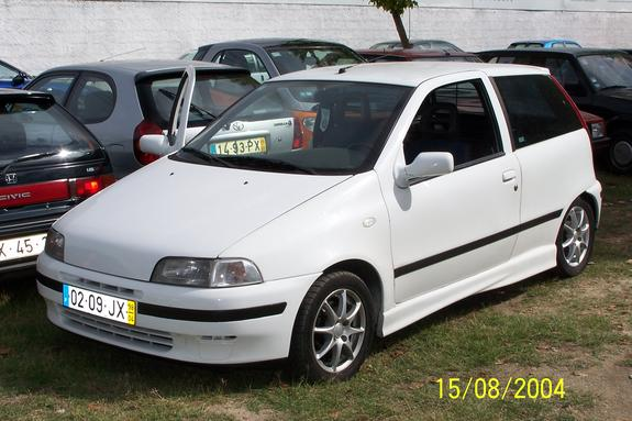 furriel 1998 fiat punto specs photos modification info at cardomain. Black Bedroom Furniture Sets. Home Design Ideas