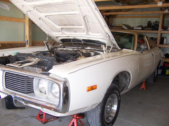 Another patmoodis 1974 Dodge Charger post... - 4627300