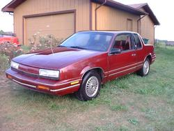 Chevygirl628 1989 Oldsmobile Cutlass Calais
