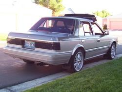 Another chepon 1986 Nissan Maxima post... - 4632509