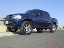 Adrenalin2nr 2004 Ford Explorer Sport Trac