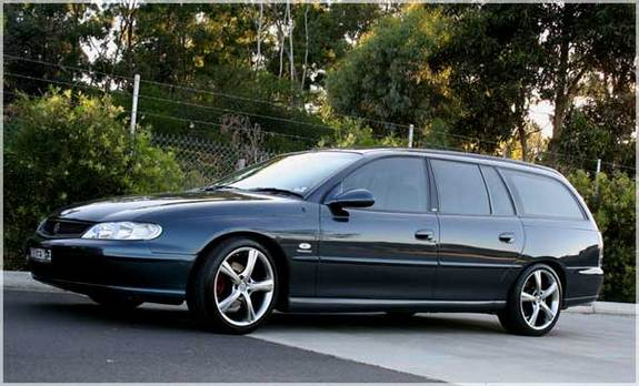 Another VXWAGMAN 2002 Holden Commodore post... - 4634648