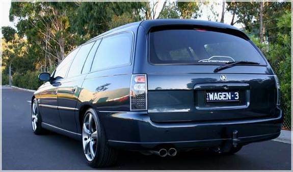 Another VXWAGMAN 2002 Holden Commodore post... - 4634649
