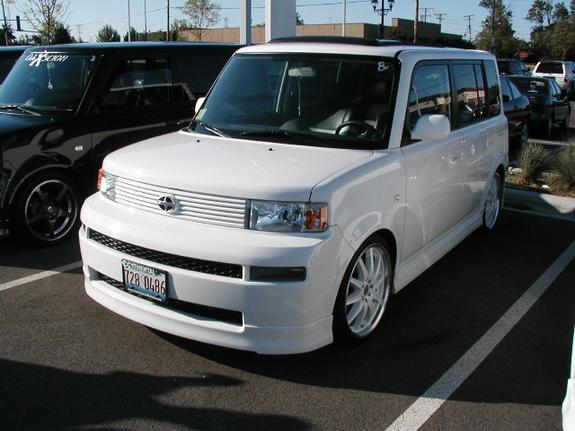 mr rabbit 2005 scion xb specs photos modification info. Black Bedroom Furniture Sets. Home Design Ideas