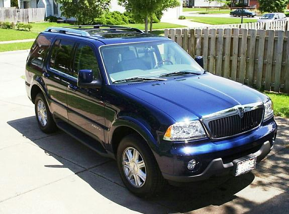 mrlenox 2004 lincoln aviator specs photos modification. Black Bedroom Furniture Sets. Home Design Ideas