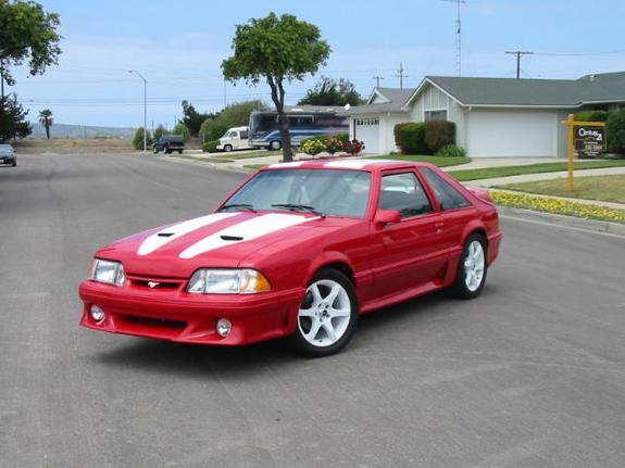 StalkerStang50's 1990 Ford Mustang