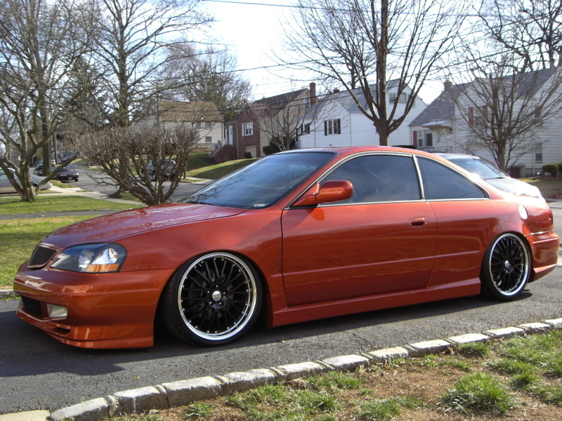 withoutcomp1 2001 Acura CL 4650622