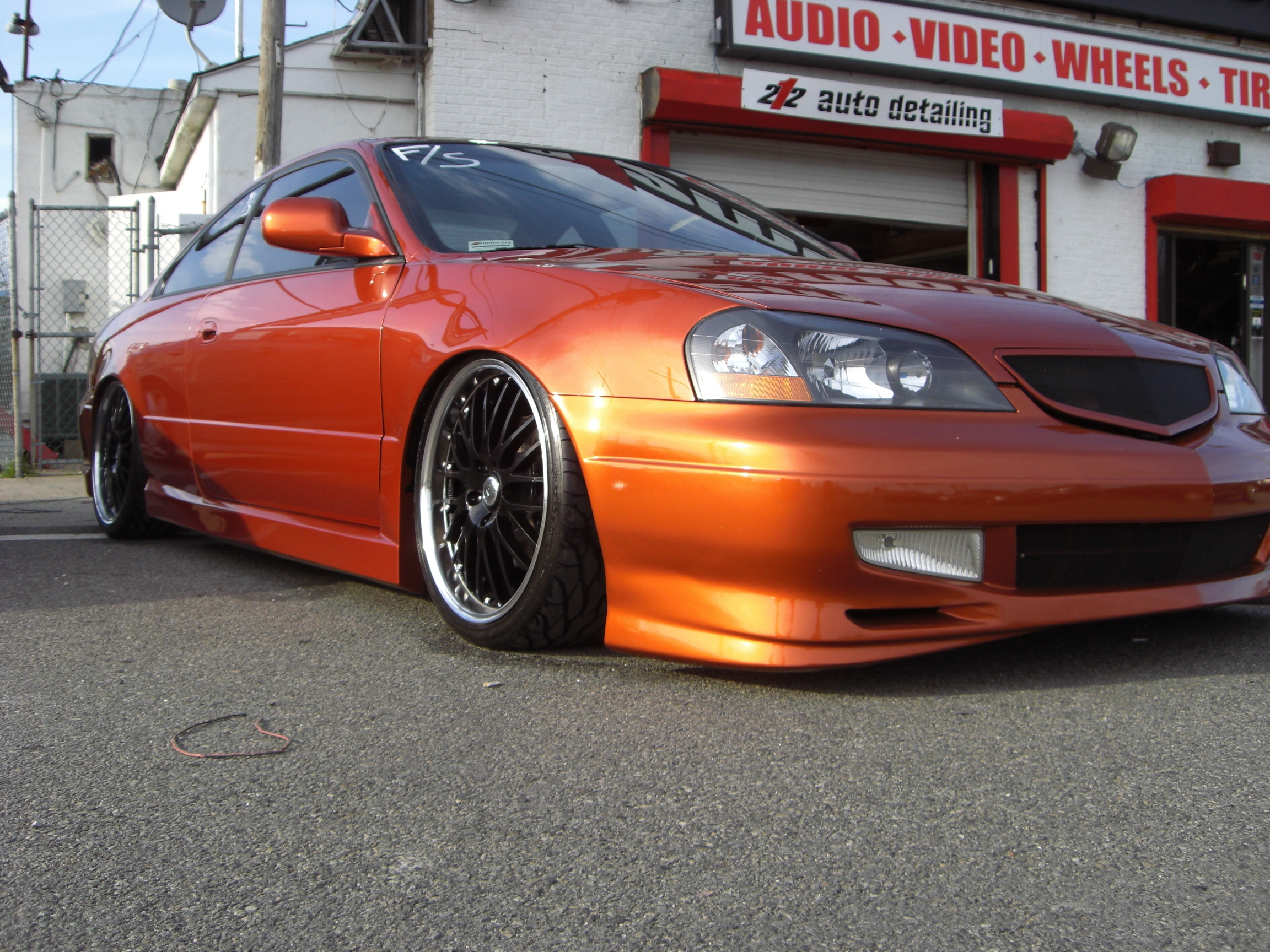withoutcomp1's 2001 Acura CL