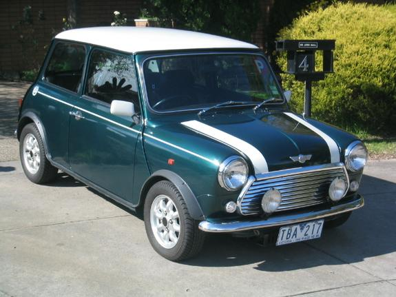 Another renjie23 1993 MINI Cooper post... - 4651537