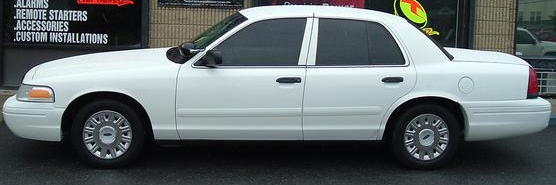 Another package 2003 Ford Crown Victoria post... - 4653239