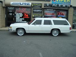 package 1988 Mercury Grand Marquis