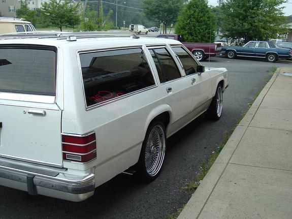 Another package 1988 Mercury Grand Marquis post... - 4653396