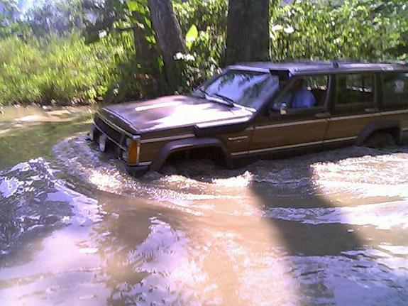 Another grandche 1988 Jeep Wagoneer post... - 4655841