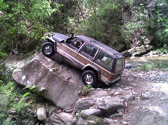 Another grandche 1988 Jeep Wagoneer post... - 4655870