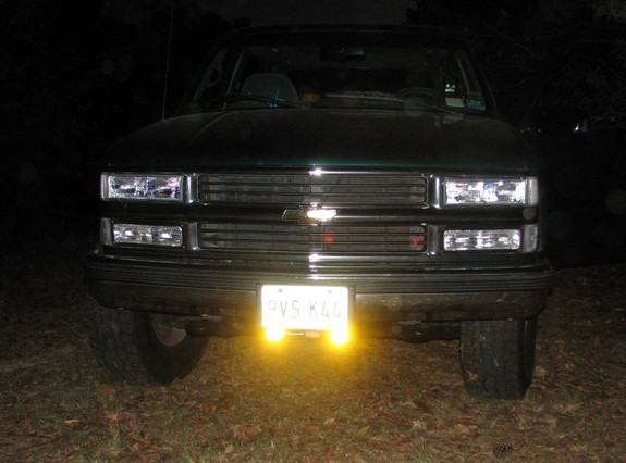 Another brobrotha 1996 Chevrolet Tahoe post... - 4656703