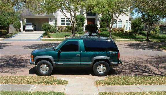 Another brobrotha 1996 Chevrolet Tahoe post... - 4656740