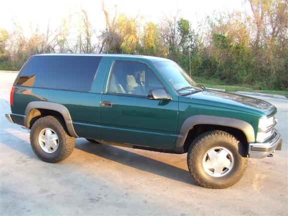 Another brobrotha 1996 Chevrolet Tahoe post... - 4656741