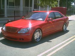 benz_by_bugg 2000 Mercedes-Benz S-Class