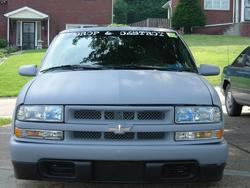 Another 00SolowXtreme 2000 Chevrolet S10 Extended Cab post... - 4666843