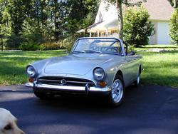tigerjeff 1966 Sunbeam Tiger