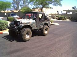 BigJeepBigTiress 1971 Jeep CJ5
