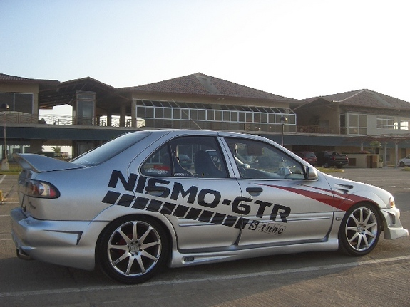 armans16 1998 Nissan Sentra Specs, Photos, Modification ...