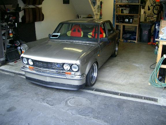 Another 2thecanyon510 1972 Datsun 510 post... - 4674147