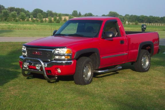 Bpence19 2003 Gmc Sierra 1500 Regular Cab Specs Photos