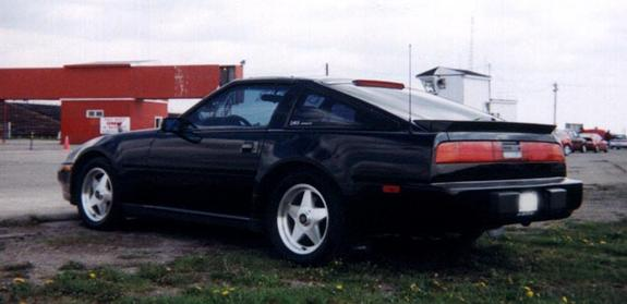 one bad 300zx 1986 nissan 300zx specs photos. Black Bedroom Furniture Sets. Home Design Ideas