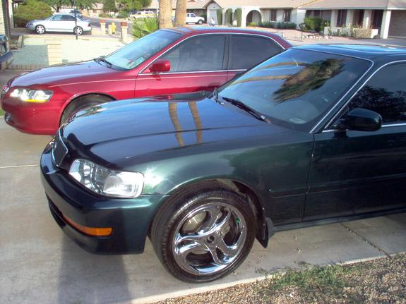 Another khmer_knightz 1996 Acura TL post... - 4678340