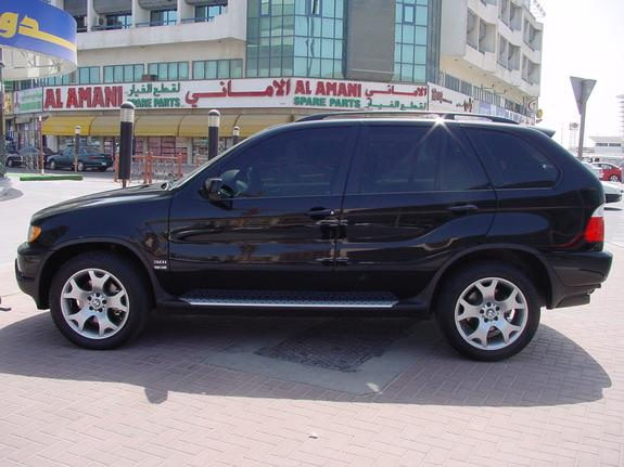 bosanac dubai 2003 bmw x5 specs photos modification info at cardomain. Black Bedroom Furniture Sets. Home Design Ideas