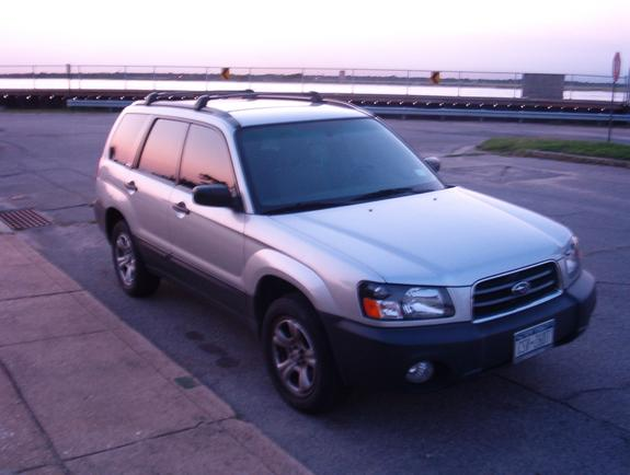 nygnts1156 39 s 2003 subaru forester in long beach ny. Black Bedroom Furniture Sets. Home Design Ideas