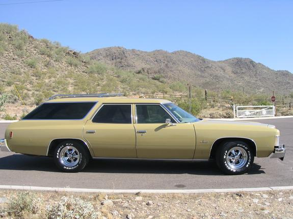 Fatwagon 1974 Chevrolet Impala Specs Photos Modification