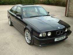 paulm5s 1991 BMW 5 Series