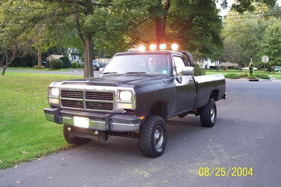 Another MoparFreak414 1992 Dodge W-Series Pickup post... - 4690130