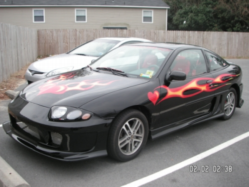 Sam04cavy17 S 2004 Chevrolet Cavalier Page 3 In Greenville Nc