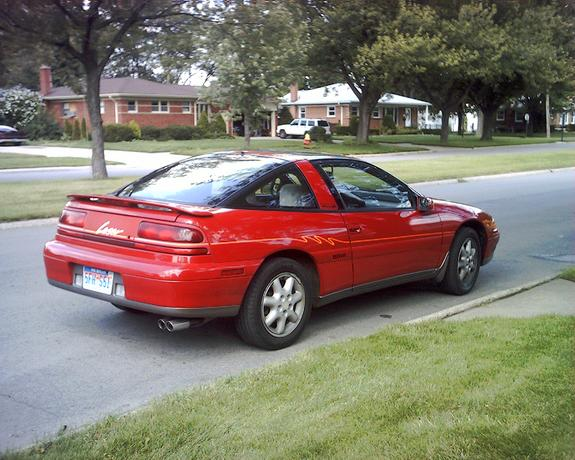 Another turboV6monte 1994 Plymouth Laser post... - 4691151