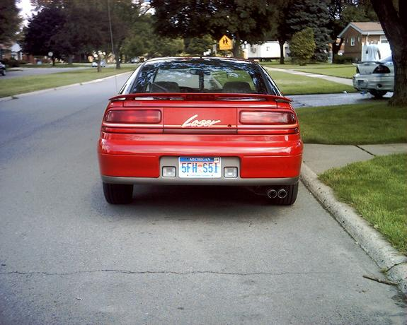 Another turboV6monte 1994 Plymouth Laser post... - 4691152